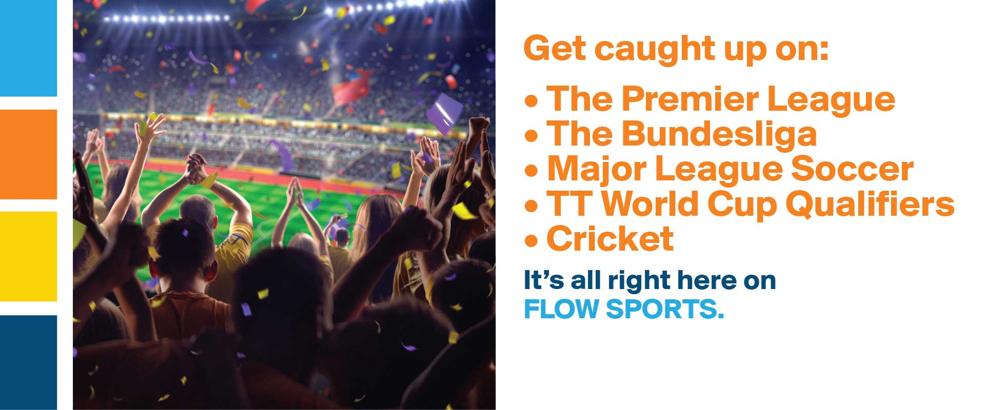 Flow Sports Channel